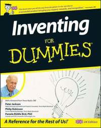 Inventing For Dummies (R)