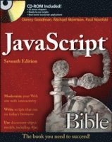 JavaScript Bible 7th Edition Book/CD Package