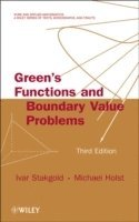 Green's Functions and Boundary Value Problems