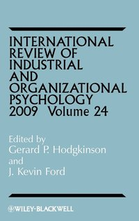 International Review of Industrial and Organizational Psychology 2009