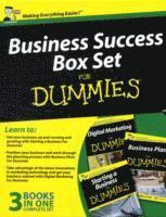 Business Success Box Set For Dummies