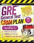 CliffsNotes GRE General Test Cram Plan: 2nd Edition