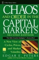 Chaos and Order in the Capital Markets