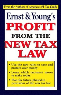 Ernst & Young's Profit From the New Tax Law