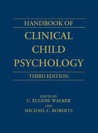 Handbook of Clinical Child Psychology