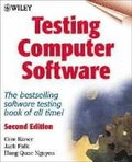 Testing Computer Software 2nd Edition
