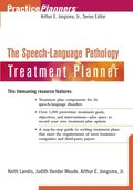 Speech and Language Pathology Treatment Planner