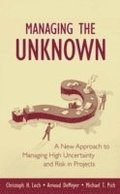 Managing the Unknown