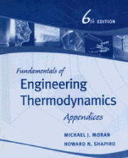 Fundamentals of Engineering Thermodynamics: Appendices