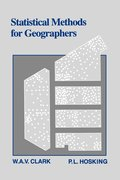 Statistical Methods for Geographers