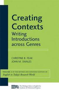 Swales and feak academic writing for graduate students pdf
