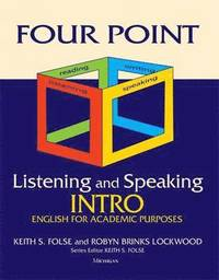 Four Point Listening and Speaking Intro