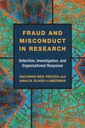 Fraud and Misconduct in Research