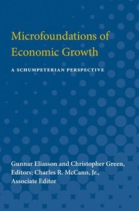 Microfoundations of Economic Growth