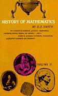 History of Mathematics: Special Topics of Elementary Mathematics v. 2