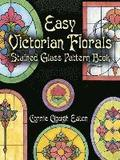 Easy Victorian Florals Stained Glass Pattern Book