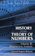 History of the Theory of Numbers: Volume 2 History of the Theory of Numbers Diophantine Analysis