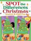 Spot the Differences Christmas: Search & Find Fun
