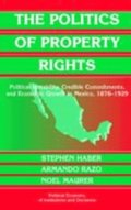 Politics of Property Rights