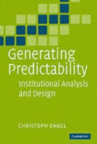 Generating Predictability