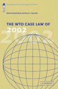 WTO Case Law of 2002