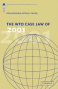 WTO Case Law of 2001