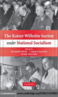 Kaiser Wilhelm Society under National Socialism