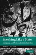 Speaking Like a State