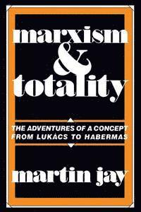 Marxism and Totality