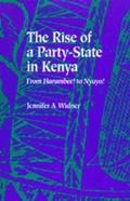 The Rise of a Party-State in Kenya