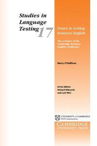 Issues in Testing Business English