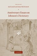 Anniversary Essays on Johnson's Dictionary