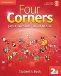 Four Corners Level 2 Student's Book B with Self-study CD-ROM