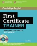 First Certificate Trainer Six Practice Tests with Answers and Audio CDs (3)