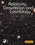 Relativity, Gravitation and Cosmology