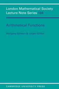 Arithmetical Functions