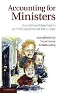 Accounting for Ministers