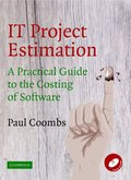 IT Project Estimation Book/CD Package
