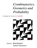 Combinatorics, Geometry and Probability