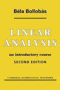 Linear Analysis