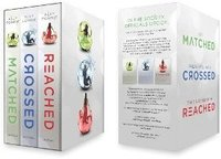 Matched Trilogy Box Set: Matched/Crossed/Reached