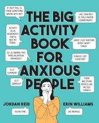 Big Activity Book For Anxious People