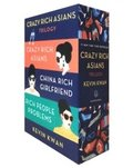 Crazy Rich Asians Trilogy Box Set