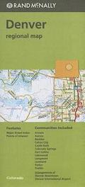 Rand McNally Folded Map: Denver Regional Map