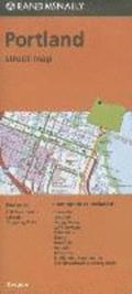 Rand McNally Portland, Oregon Street Map