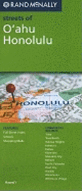 Rand McNally Streets of O'ahu, Honolulu, Hawai'i
