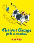 Curious George Gets a Medal (Read-aloud)