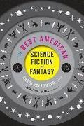 Best American Science Fiction And Fantasy 2016