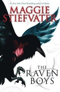 The Raven Boys / Maggie Stiefvater.