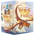 Wings Of Fire Boxset Books 1 5